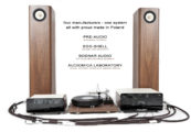 Polskie audio - zestaw stereo high-end