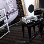 Encore Seven / Egg-Shell podczas Audio Video Show 2016