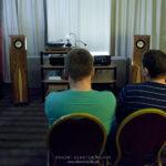 Gramofon tangencjalny Pre-Audio na Audio Show 2016