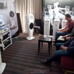 Kolumny hORNS na Audio Video Show 2016