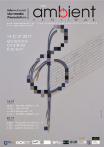 Program Ambient Festival Gorlice 2017