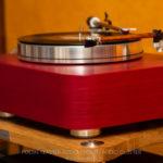 Polski gramofon Shape of Sound na Audio Show - Polski Klaster Audio